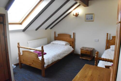 Bluebell Cottage Deanwood Holiday Cottages second bedroom
