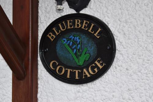 Bluebell Cottage Jan 2021, formerly Badgers Cottage