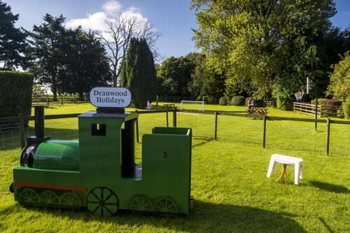 Children's playarea, Deanwood Holidays, Yorkley, Forest of Dean.