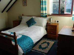 Foxes self catering Cottage, Forest of Dean, Double bedroom 2
