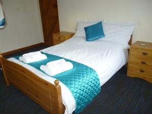 Forge Holiday Cottage Forest of Dean double bedroom