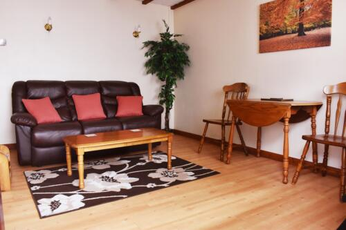 Magpie Cottage lounge Forest of Dean